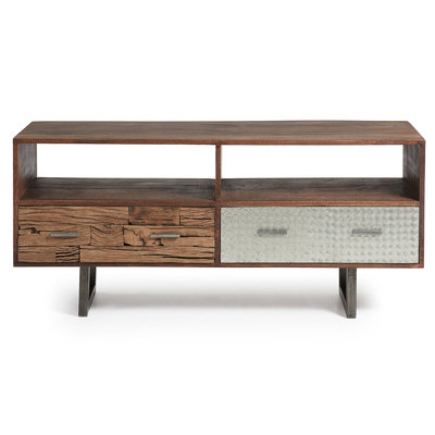 TV-meubel LOFT 140x62 mango wood