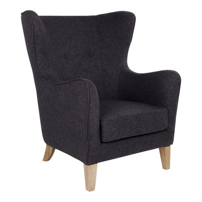 Campo Chair - Chair in dark grey